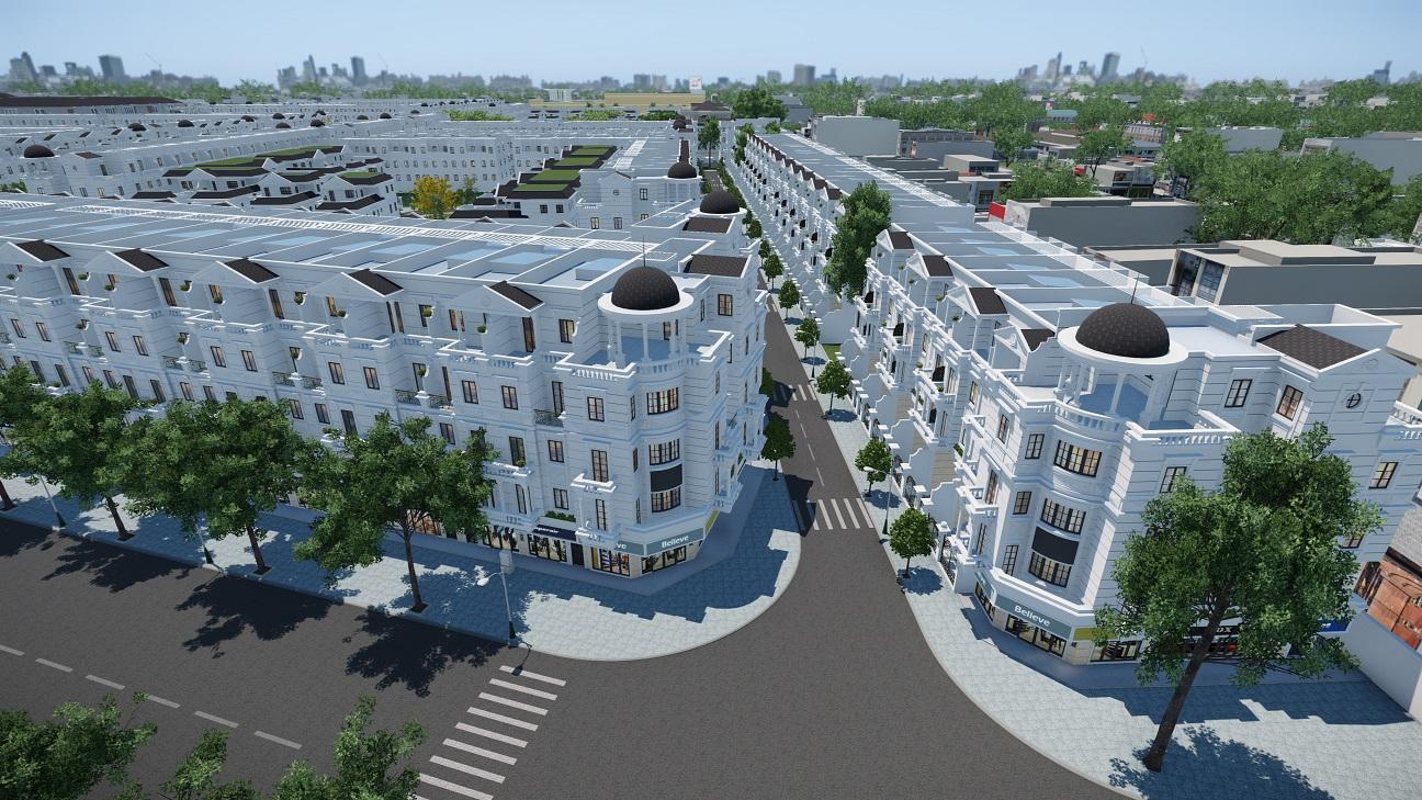 Dự án CITYLAND PART HILLS