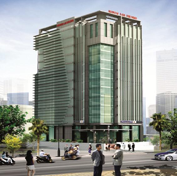 Dự án văn phòng Nguyễn Lâm